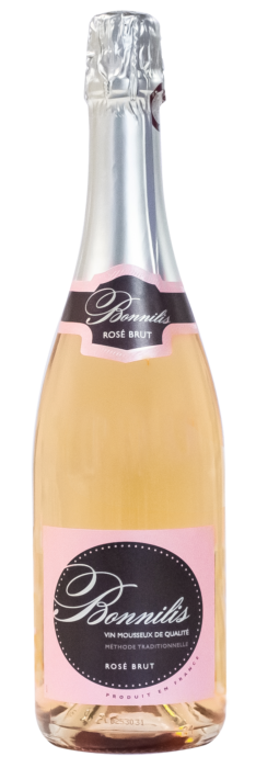 Méthode traditionnelle rosé Brut